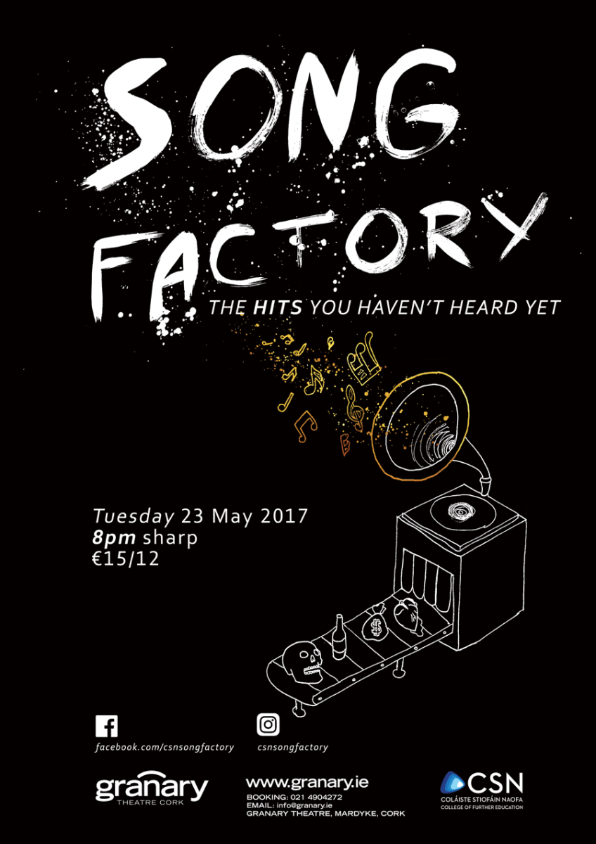 Song Factory Poster