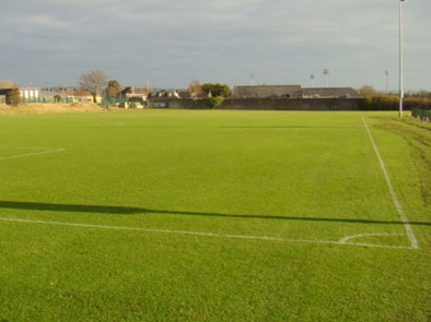 CSN Grass pitch.