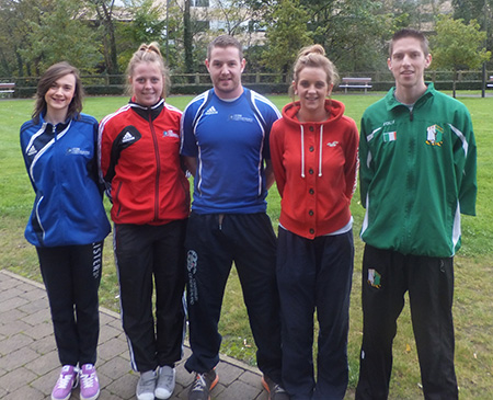 Sarah Louise Coughlan, Sinead Duggan, Killian Barry, Yvonne Murphy
