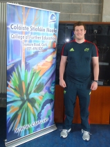 High Performance Student: Brian Scott, Irish under-20 and Munster Senior Development Squad