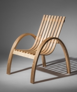 Steam-bent Chair by James O'Leary FD2