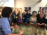 The students of Cultural and Heritage Studies were treated to a deep insight in to the workings and concerns of museums by curator Dan Breen on their visit to Cork Public Museum this week