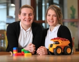 Social Studies students Megan & Mary gained valuable Work Experience in the creche at CSN