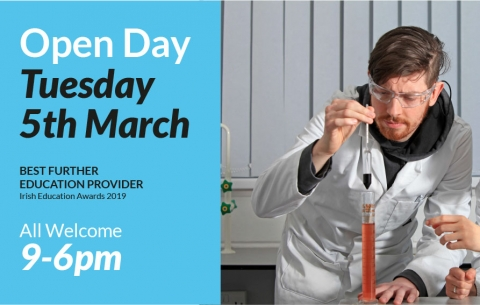CSN College, Cork, Courrses, Finallist for Best Education Provider 2019, CSN Open Day 2019, Tuesday March 5th,  9-6pm All Welcome!