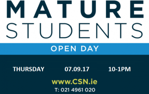 CSN Mature Student Open Morning