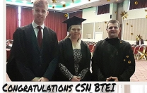 CSN BTEI Graduations.  CSN College of Further Education, Cork, FET, QQI, CETB