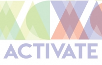 ACTIVATE. Poster for CSN Graduate exhibition 2018