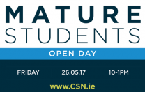 CSN Mature Student Open Day