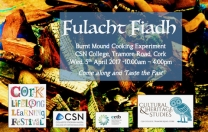 Fulacht Fia Cooking at CSN