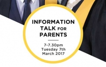 Information Session for Parents: CSN College of Further Education, Cork