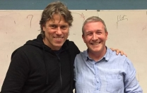 CSN's Shane Lehane interviewed about Irish folklore for John Bishop's TV documentary