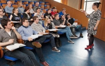 Business Events in the Lecture Theatre