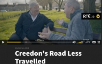 Shane Lehane, Course Director of Cultural & Heritage Studies features on RTÉ's Creedon's Road Less Travelled, broadcast this week. It's available on the RTÉ Player.