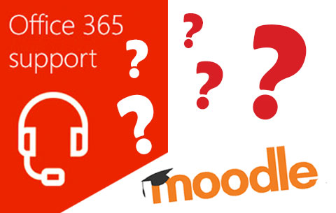 Study and Learning Support: Video guides to Moodle and Office 365, advice and questions answered. CSN College of Further Education, Cork